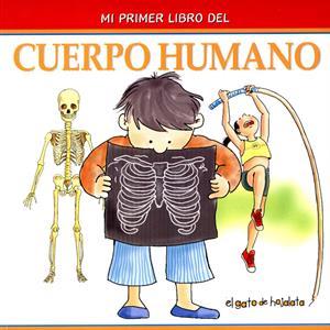 Mi primer libro del cuerpo humano (editorial Guadal)