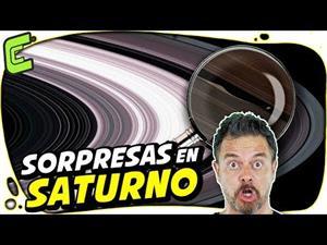 El rompecabezas de los anillos de Saturno