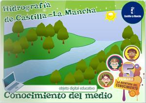Hidrografía de Castilla-La Mancha (Cuadernia)