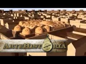 Los baños árabes (Artehistoria)