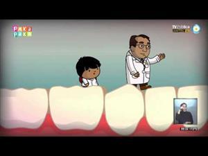 Zamba - Excursión al cuerpo humano: los dientes
