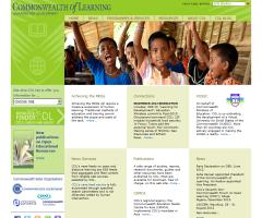 Commonwealth of Learning - Home