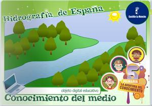Hidrografía de España (Cuadernia)