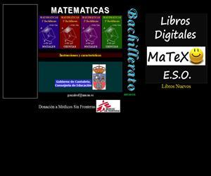 MATEX, apuntes y ejercicios resueltos de matemáticas