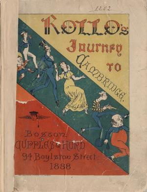 Rollo's journey to Cambridge (International Children's Digital Library)