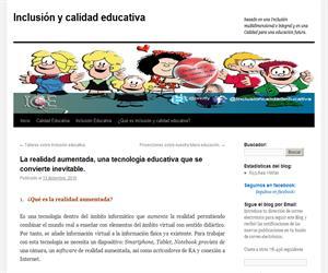 La realidad aumentada, una tecnología educativa que se convierte inevitable.