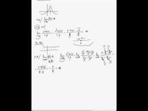 Problema sobre el cálculo del dominio y asíntotas de una función que es un cociente de polinomios