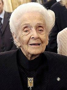 Rita Levi-Montalcini, de una panadería al Premio Nobel de Medicina