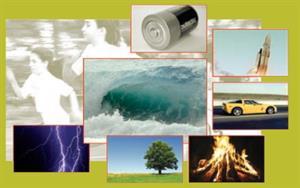 La energía: cambios y movimientos