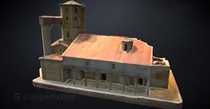 San Martín de Frómista 3D