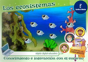 Los ecosistemas (Cuadernia)