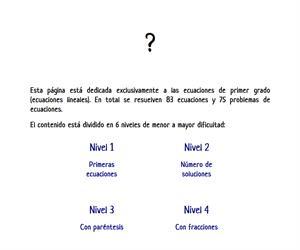 Ecuaciones Resueltas .com