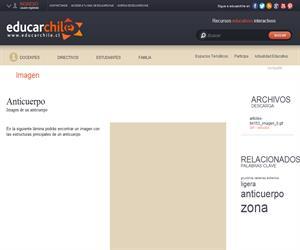 Anticuerpo (Educarchile)