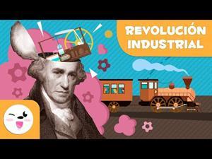 La Revolución Industrial (Historia para niños)
