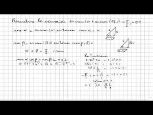 Trigonometría 9 Ecuaciones Trigonométricas
