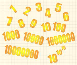 Números de 3, 4 y 5 cifras. Testeando Matemáticas