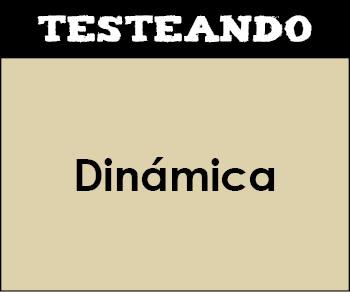 Dinámica. 4º ESO - Física y química (Testeando)