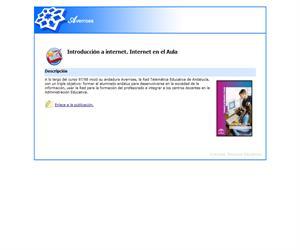 Introducción a internet. Internet en el Aula
