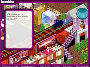 Honoloko, juego online sobre Medio ambiente para alumnos de primaria
