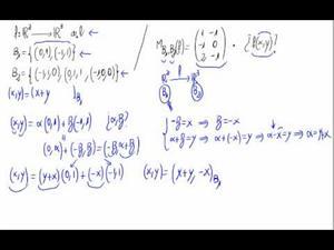Problema de aplicaciones lineales