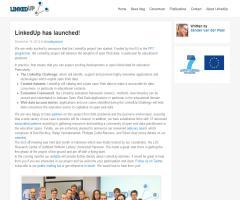 LinkedUp has launched! (Linkedup-project.eu)