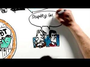 Original explicación de la situación económica actual de los países europeos (Economía Punk)