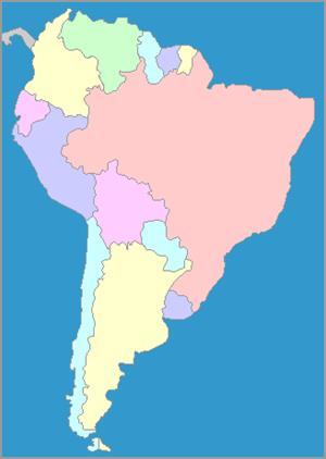 Países de América del Sur (Owl & Mouse)