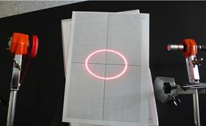 Experiments de la iaia: el generador de còniques. Generador de cónicas (Revista: Recursos de física)