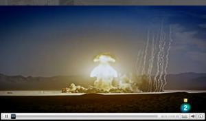 La bomba atómica. la noche temática (TVE)