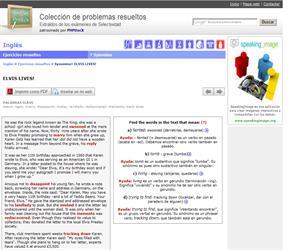 ELVIS LIVES! Synonims (Selectividad.tv)