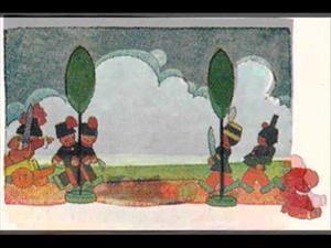 La boîte á Joujoux version pour piano et récitant. Claude Debussy