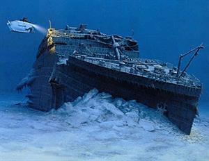La Sinfonía del Nuevo Mundo y Titanic (Wix.com)