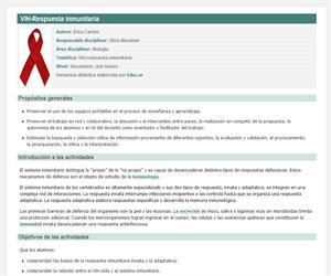 VIH Respuesta inmunitaria