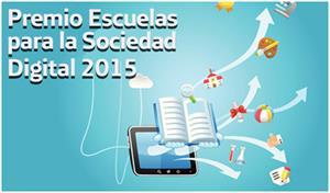 Premio Escuelas para la Sociedad Digital (Fundación Telefónica)
