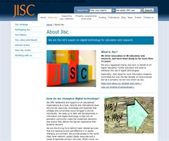 JISC: