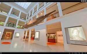 Visitua Virtual del Museo Nacional De Antropología de Madrid