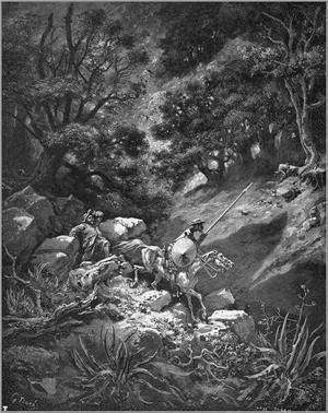 Árboles, yerbas y plantas. Miguel de Cervantes (Literatura Sonora)
