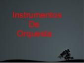 Los instrumentos de la orquesta (slideshare.net)