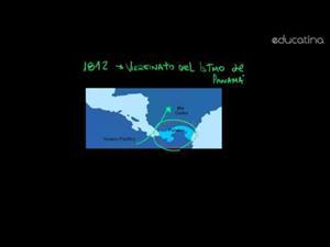 Panamá: 1821. Independencia de Panamá