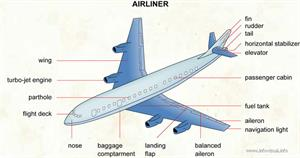 Airliner  (Visual Dictionary)