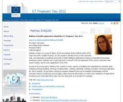 Mathieu d´Aquin. Open University. Semantic Web