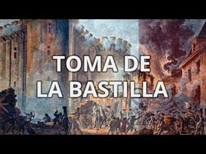 Revolución Francesa - Toma de la Bastilla