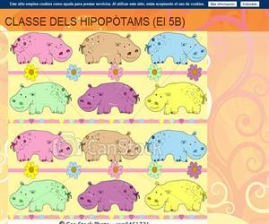 Classe dofins EI 5A (Blog Educativo de Educación Infantil)