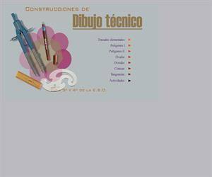 Dibujo Técnico para 3º y 4º de la ESO
