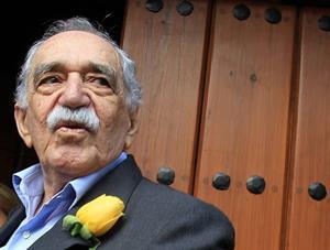 La vida en imágenes de Gabriel García Márquez