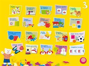 20 juegos interactivos para niños de 3 años (Proyecto Papelillos)