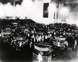 29 de octubre de 1929, el martes negro