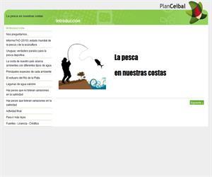La pesca en nuestras costas (Uruguay). Plan Ceibal