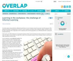 Aprender en el puesto de trabajo: el reto del Informal Learning