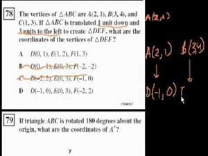 Geometría 18 - secantes y traslaciones (Khan Academy Español)